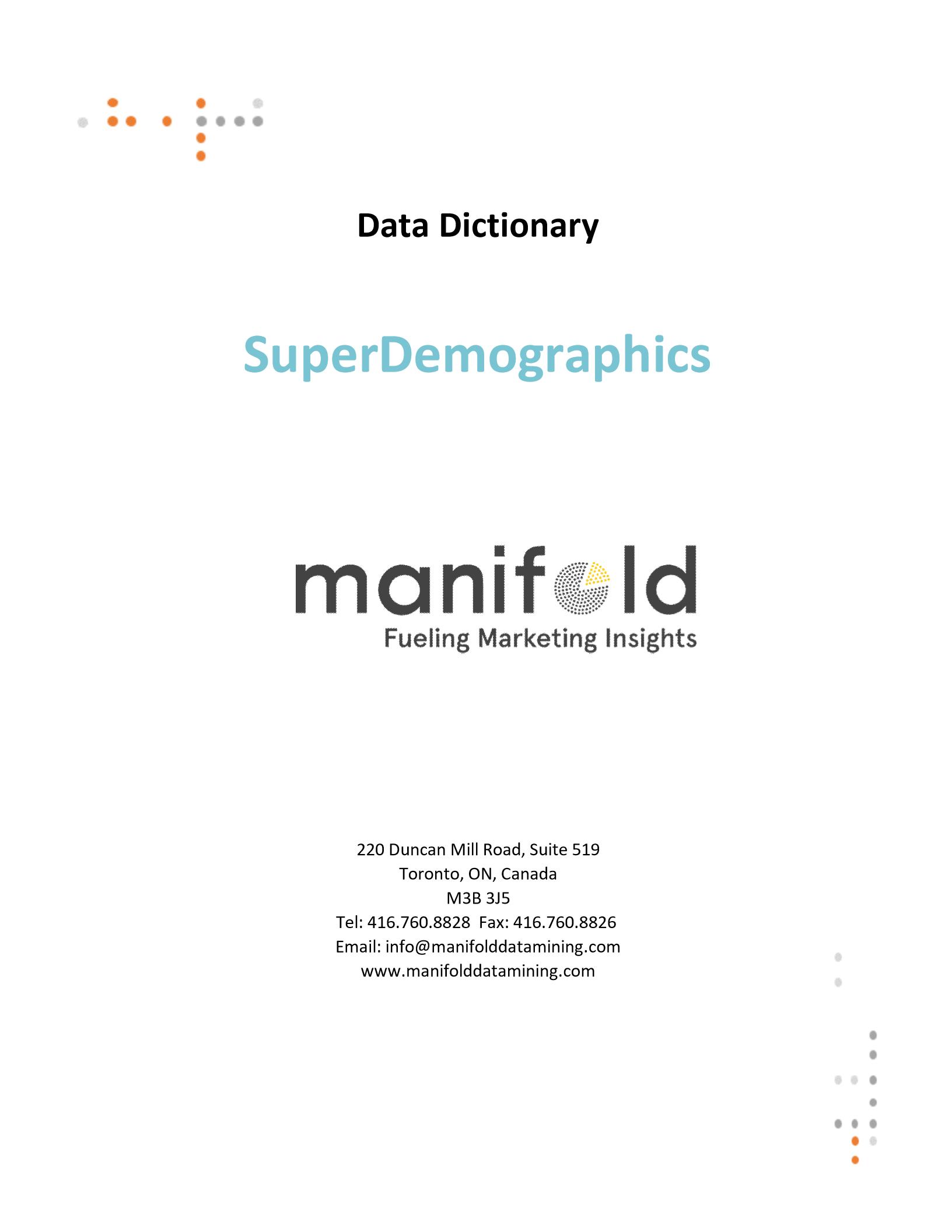 SuperDemographics