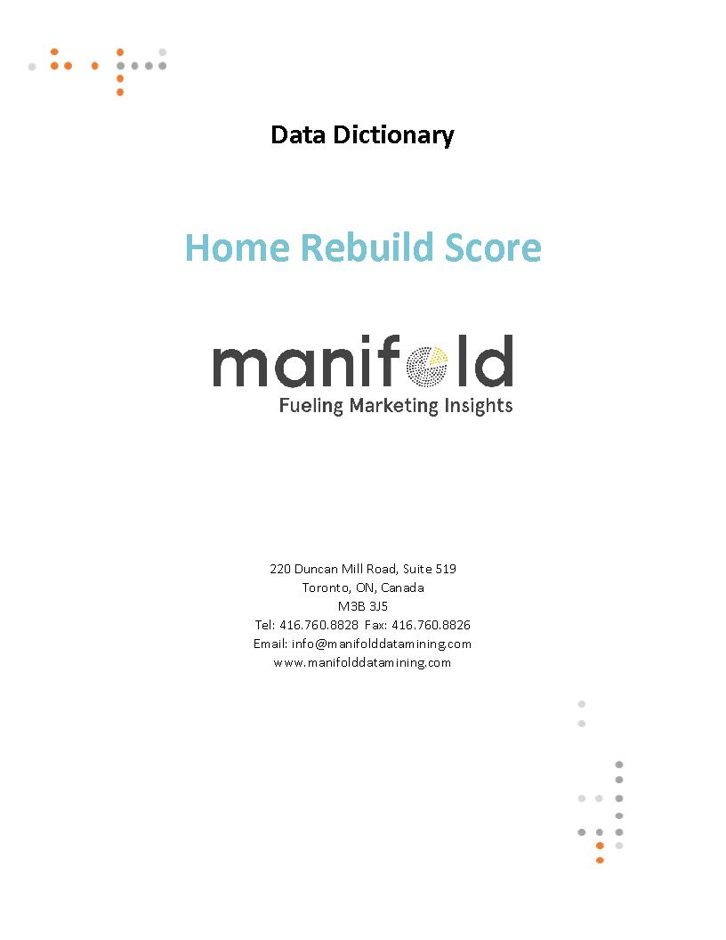 Home Rebuild Score